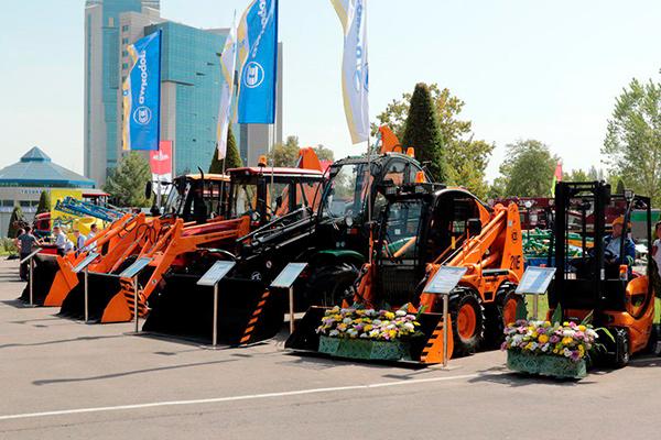 Масштабная выставка белорусских производителей проходит в Ташкенте