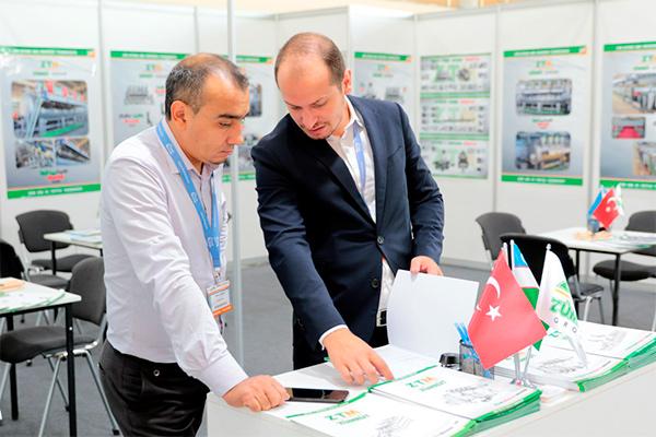 В Ташкенте стартовали выставки CAITME 2018 и UzTextile Expo 2018
