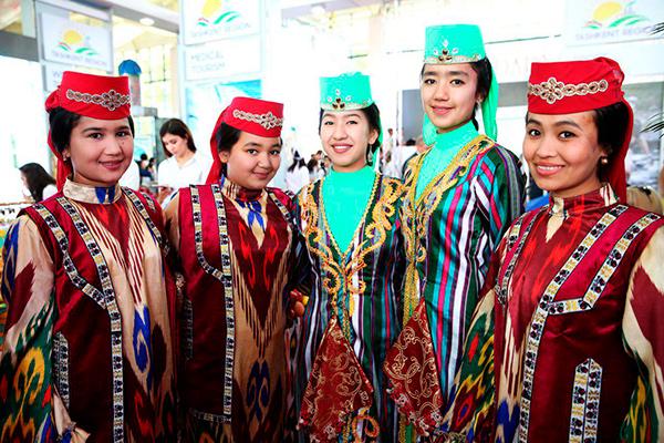В Ташкенте стартовала ярмарка «Туризм на Шелковом пути»
