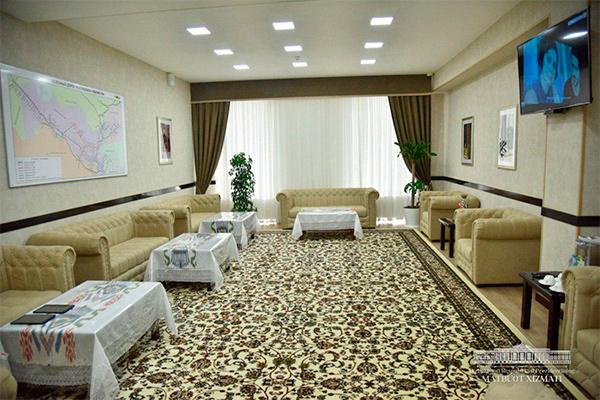 АО «Узбекистон темир йуллари» завершило современного вокзала в Хиве